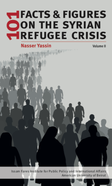 101 Facts And Figures On The Syrian Refugee Crisis Volume II